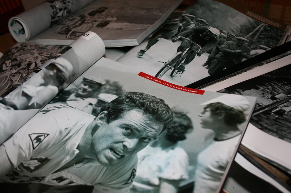 L'histoire du cyclisme