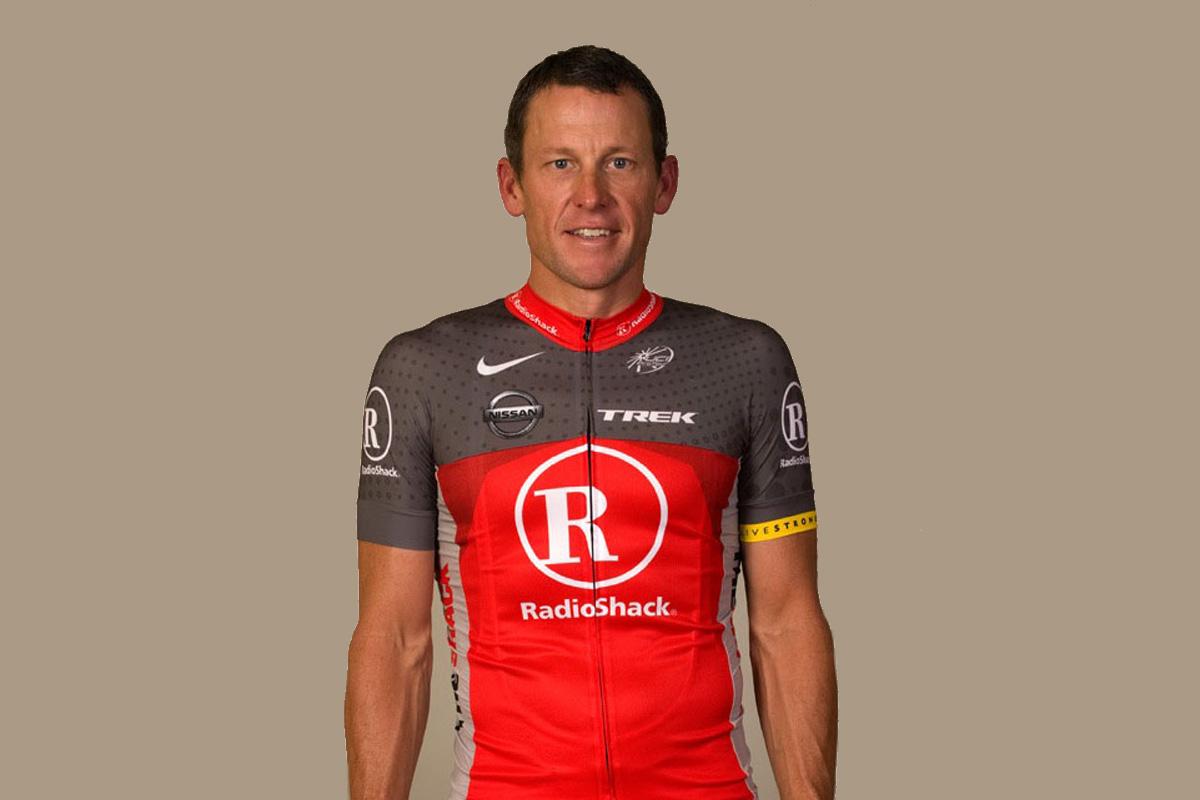 Lance Armstrong dévoile ses couleurs