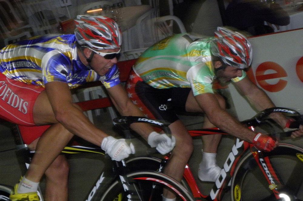 Kevin Sireau contre François Pervis