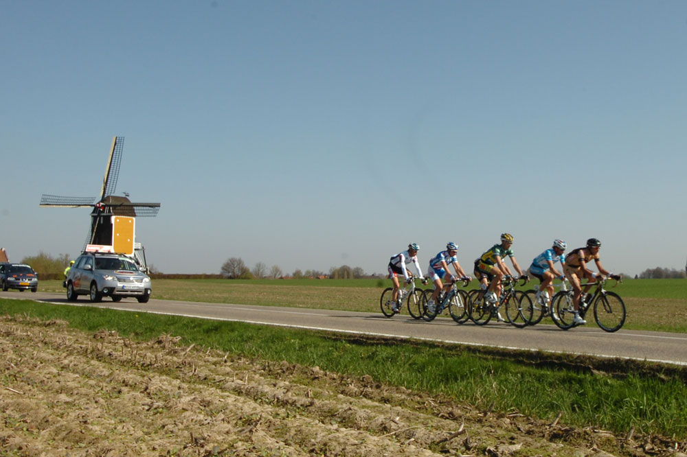 Les six grands animateurs de l'Amstel Gold Race
