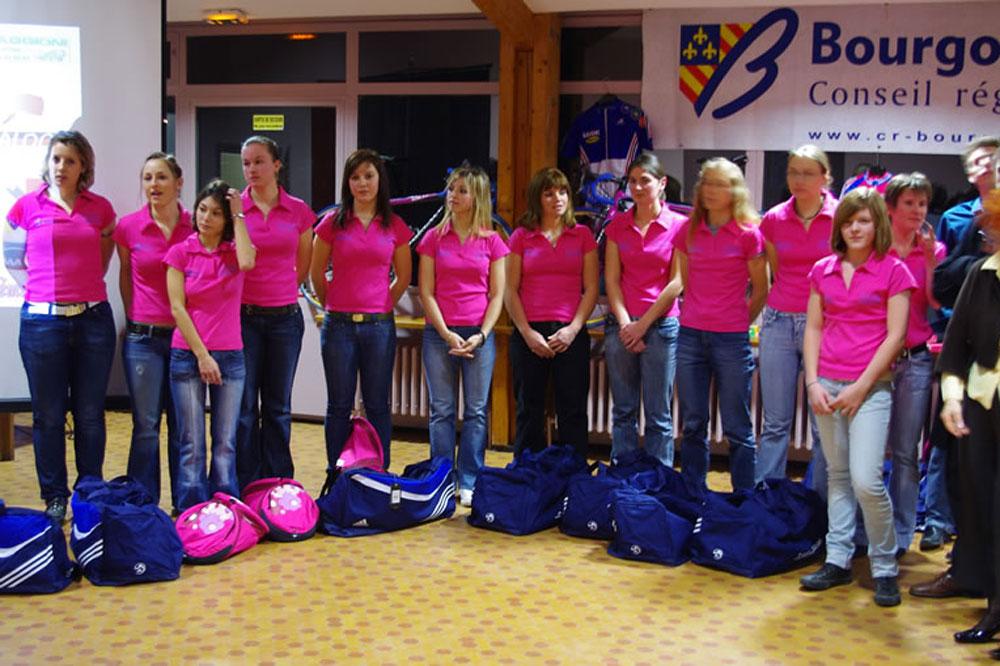 ASPTT Dijon Bourgogne Cyclisme Féminin
