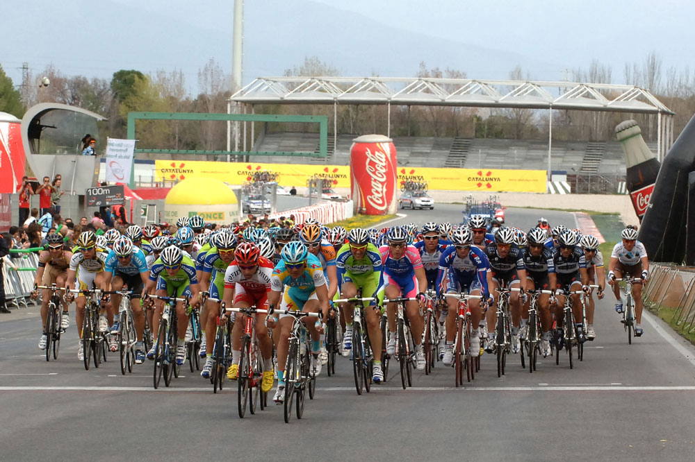 cyclisme tour de catalogne