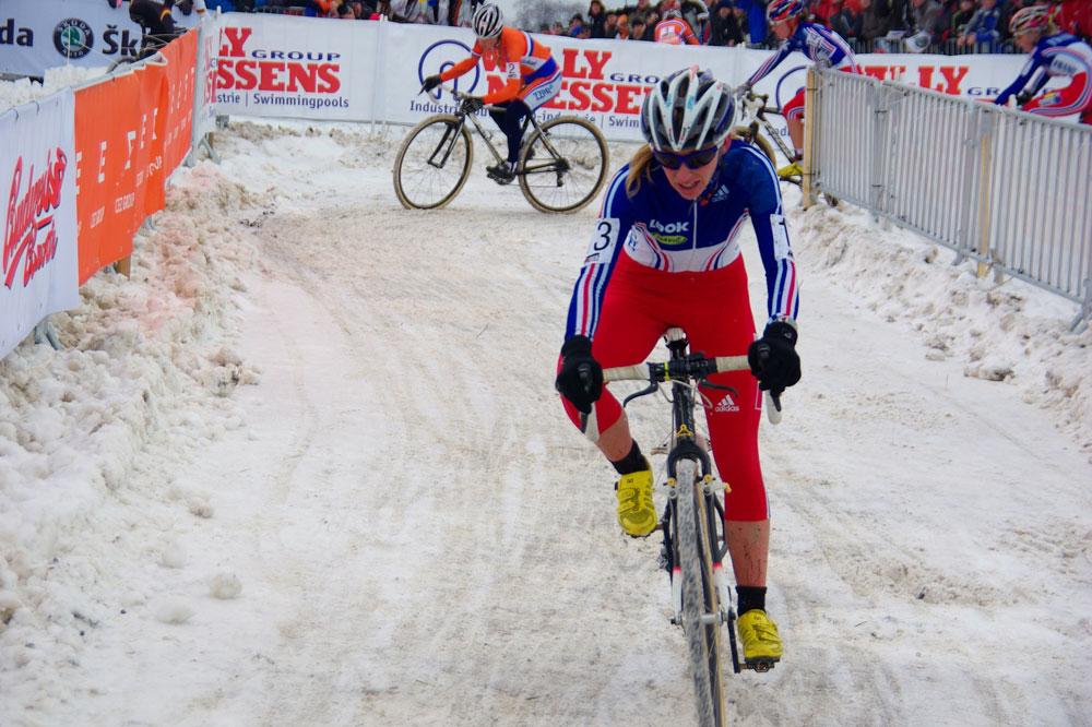 Christel Ferrier-Bruneau 6ème du Championnat du Monde