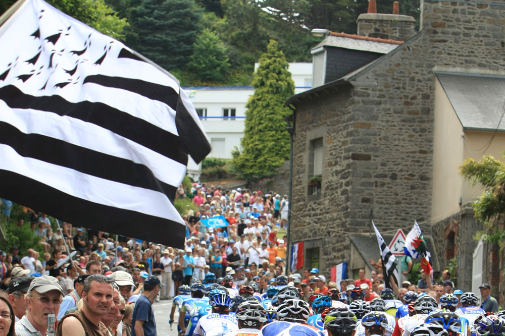 Le cyclisme, roi en Bretagne
