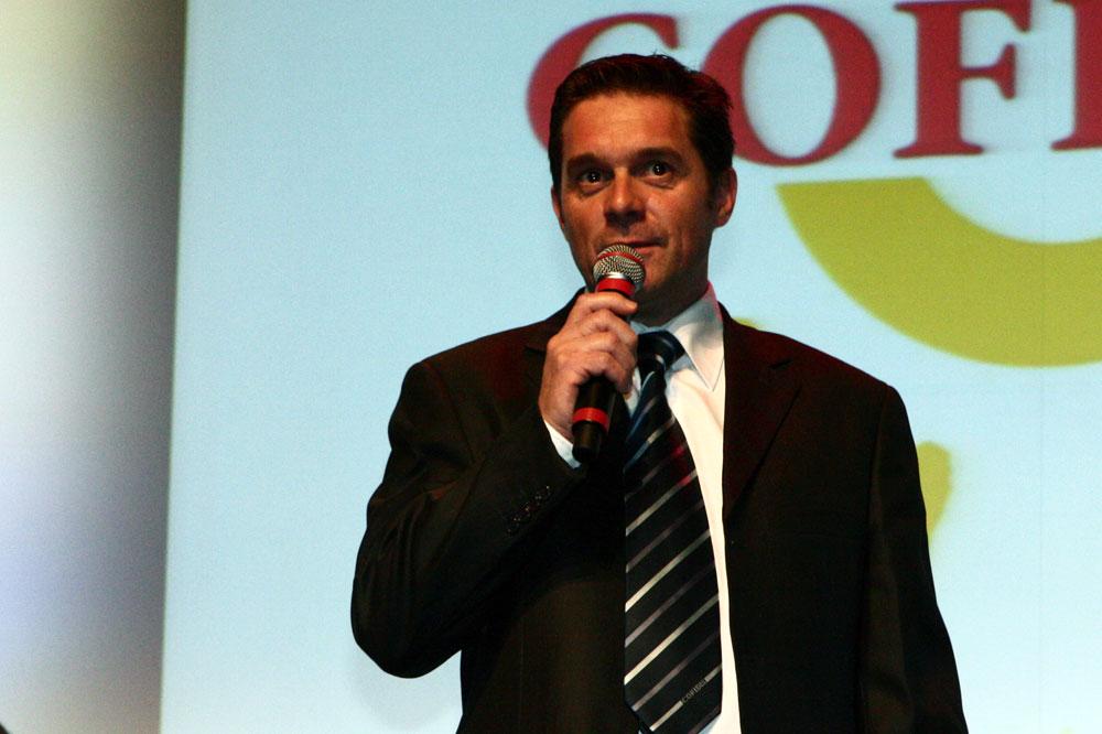Eric Boyer, manager général de Cofidis
