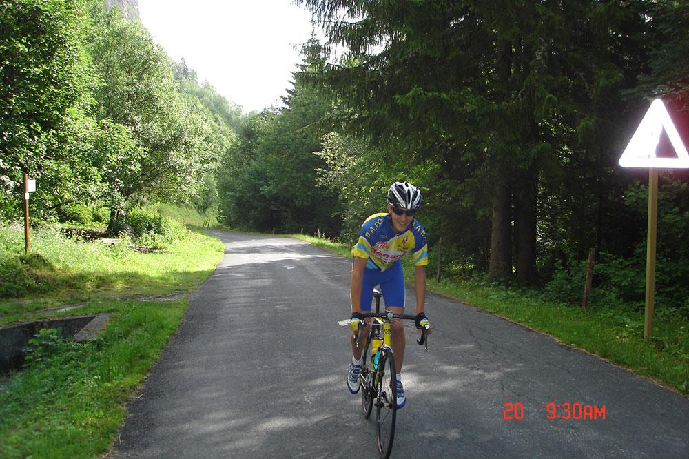 Sur les routes de la Faucigny-Glières