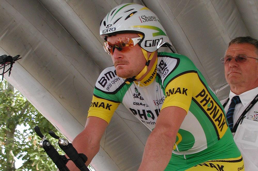 Floyd Landis sur le Tour de France 2006