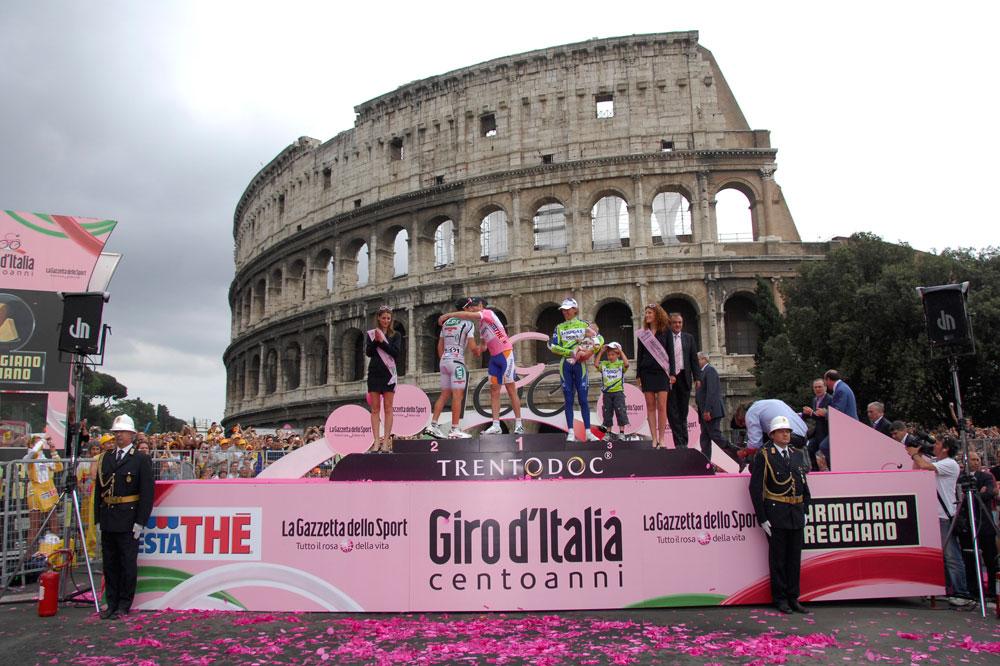 Le Giro a 101 ans