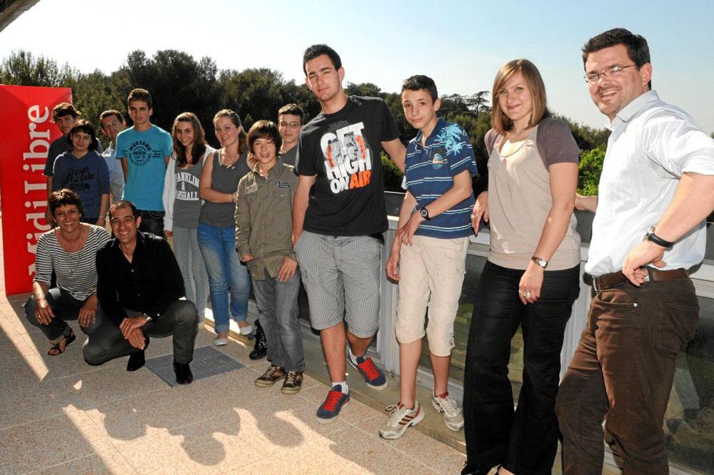 La deuxième sélection des Jeunes Reporters du Tour a eu lieu dans les locaux du Midi Libre