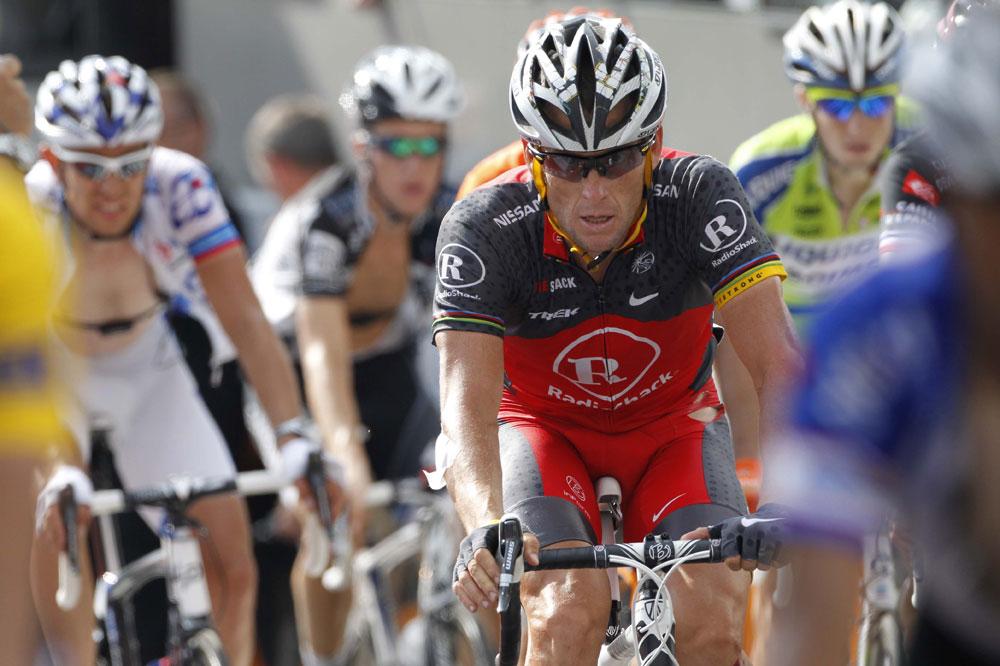 Avoriaz marque la fin du règne de Lance Armstrong