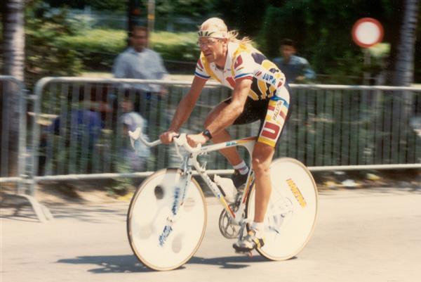 Laurent Fignon possédait l'un des plus grands palmarès du cyclisme français