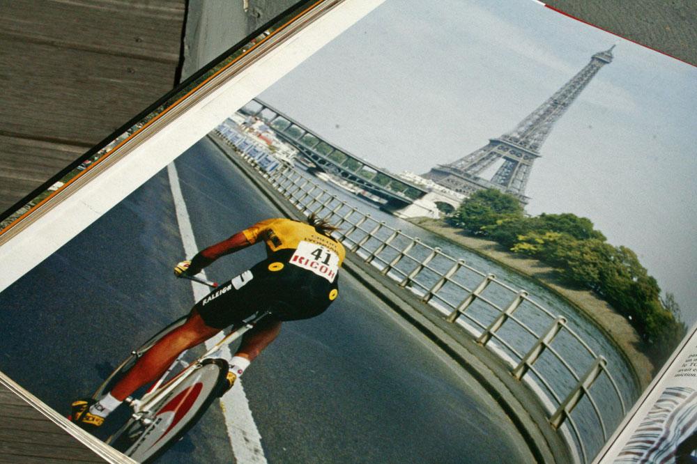 La défaite de Laurent Fignon à Paris en 1989 est restée dans les livres d'Histoire