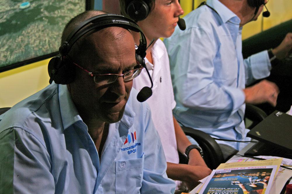Laurent Fignon se battait contre la maladie depuis plus d'un an mais il avait assuré le commentaire des étapes du Tour jusqu'à l'été dernier