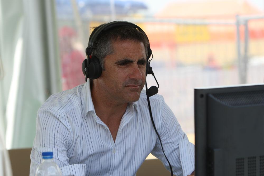Laurent Jalabert a suivi avec attention chaque performance des coureurs français cette saison
