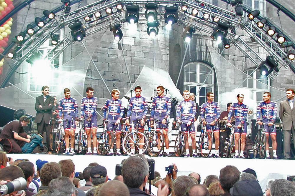 En 2004, Liège avait déjà organisé avec brio les festivités du Grand Départ du Tour de France