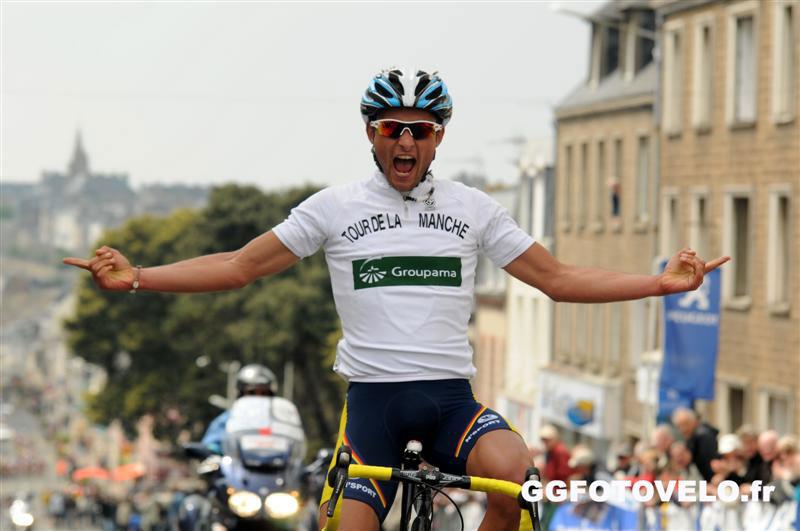 Pierre Drancourt triomphe dans la dernière étape
