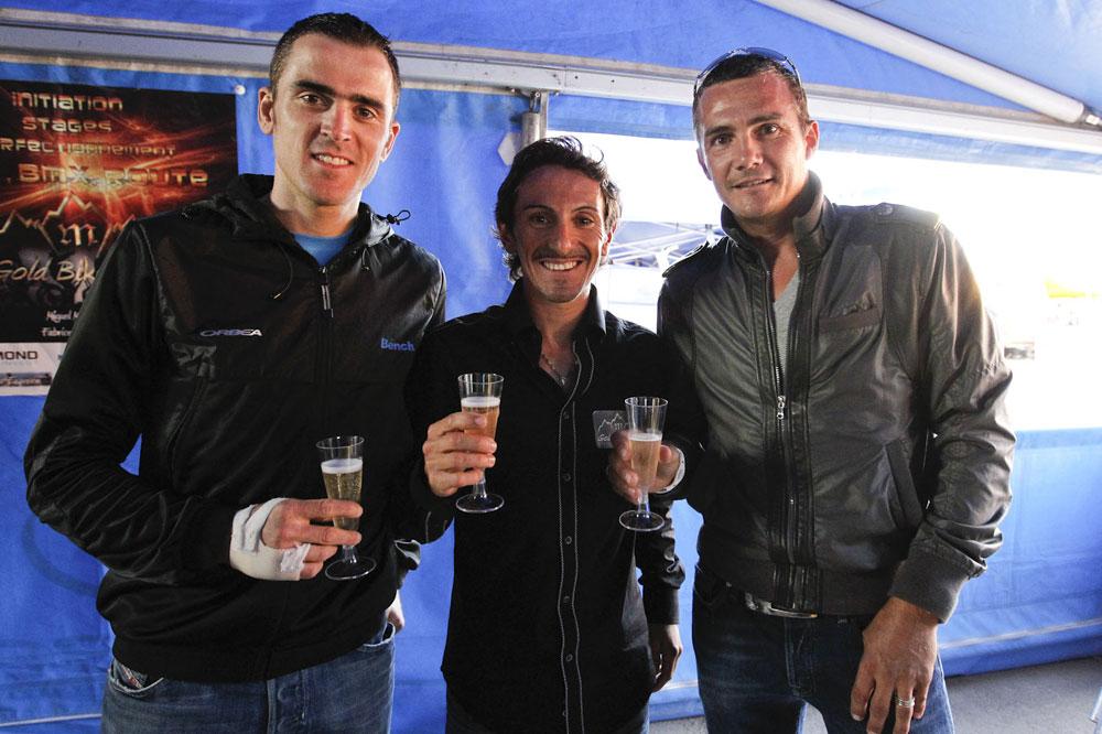 Miguel Martinez lance ses stages de VTT