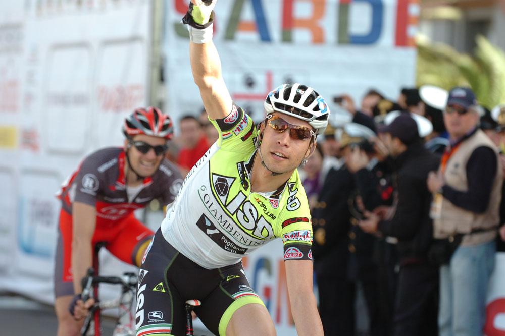 Giovanni Visconti quitte la Sardaigne en vainqueur