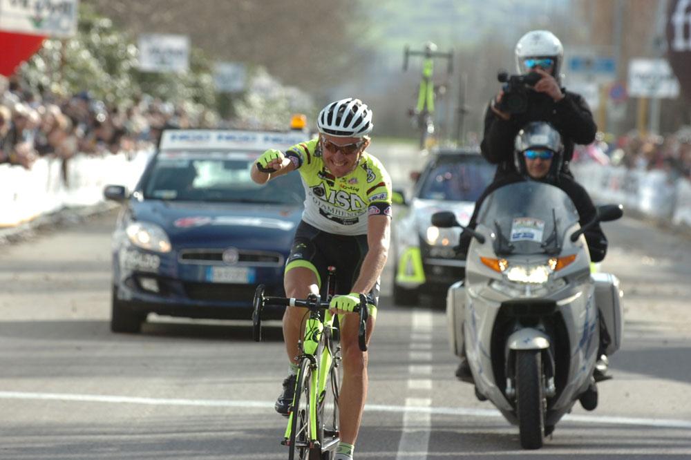 165 kilomètres de fugue couronnés de victoire pour Bartosz Huzarski