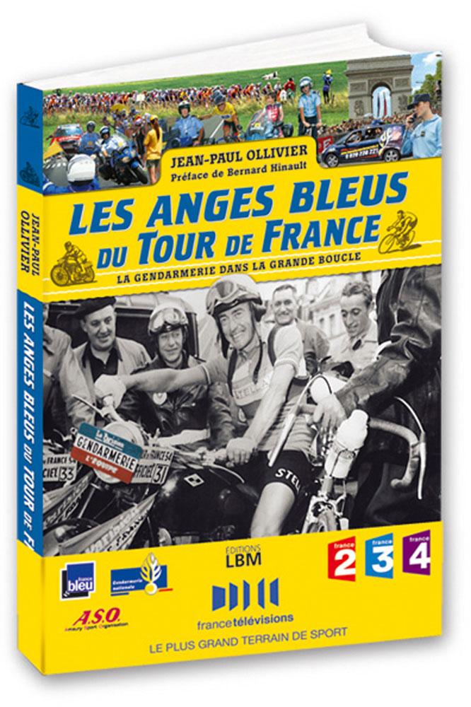 Les Anges Bleus du Tour de France