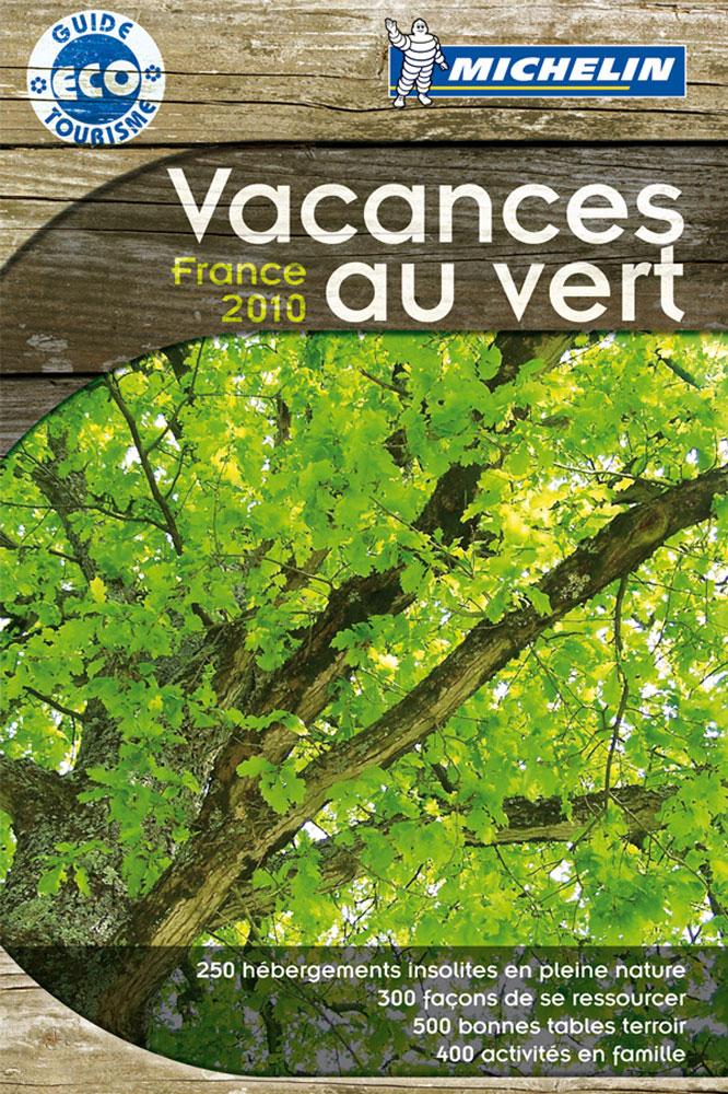 Vacances au vert, un guide proposé par Michelin