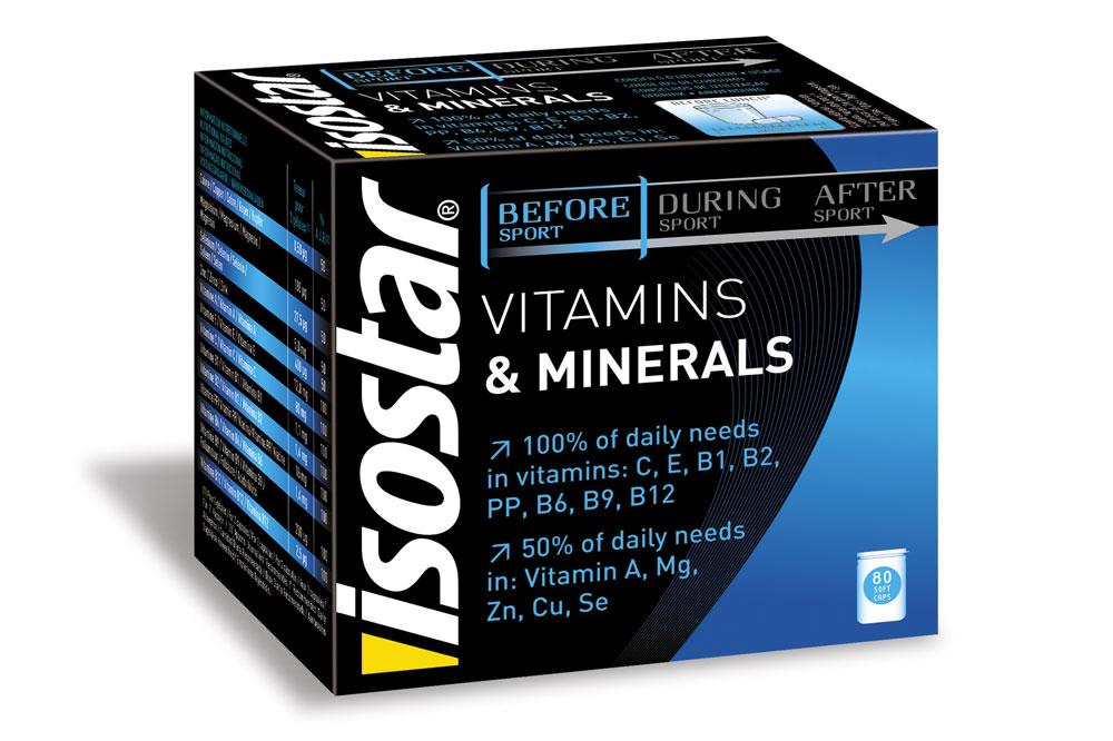Les compléments alimentaires Isostar