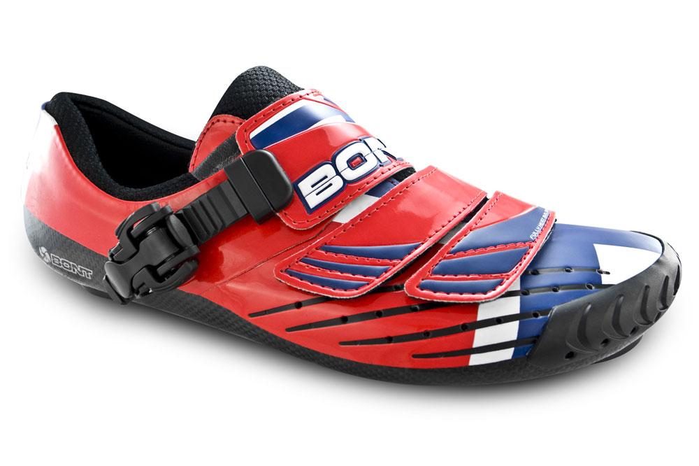 La chaussure Bont A1 Thor Hushovd