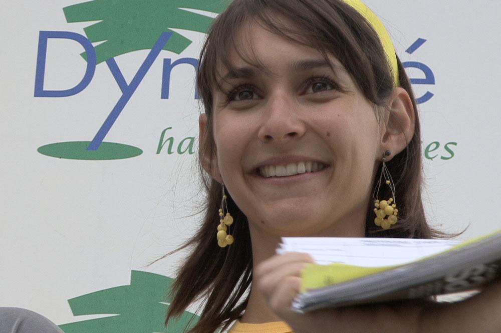 Stéphanie Maurice est Miss Pays de l'Ain 2009