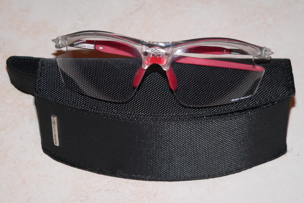 Les lunettes Rudy Project Impact X