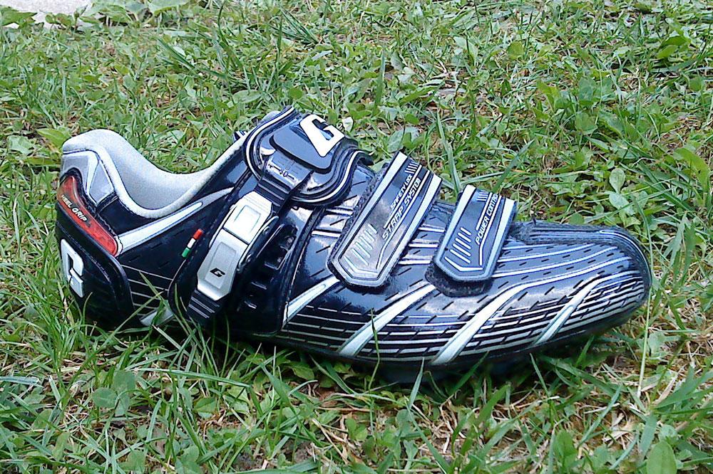 Les chaussures Gaerne Carbone G.Myst présentent un look accrocheur