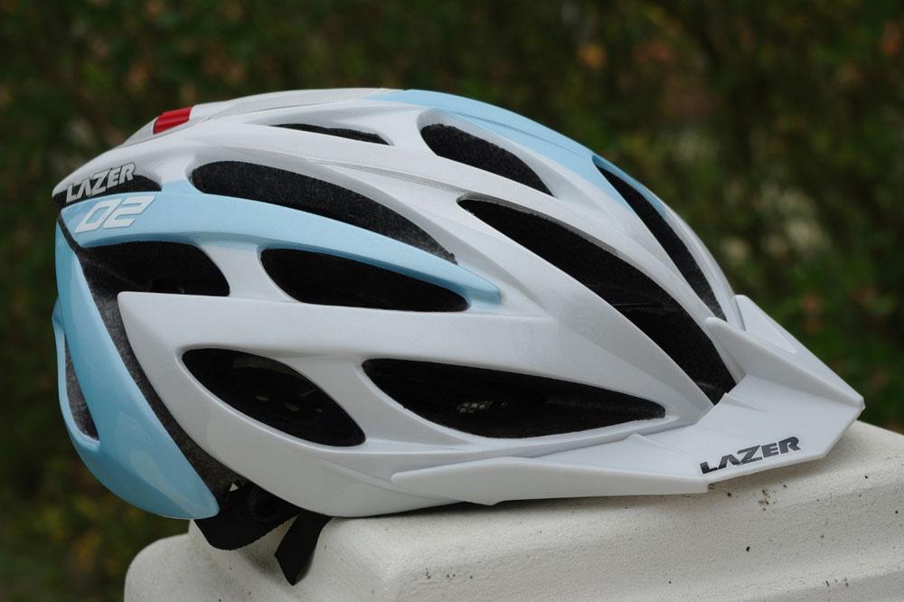 Le casque Lazer O2, conçu pour satisfaire le plus grand nombre