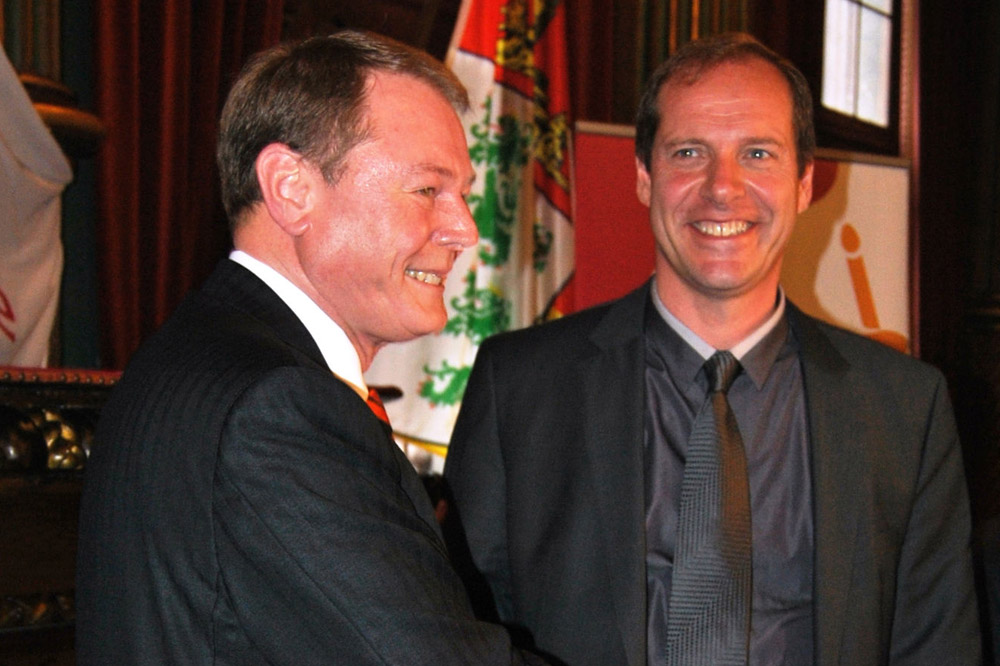André Gilles et Christian Prudhomme scellent leur future collaboration