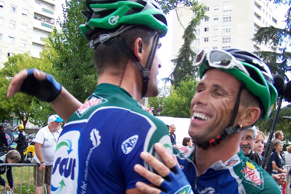 Casper et Engoulvent les deux champions du Tour du Poitou-Charentes