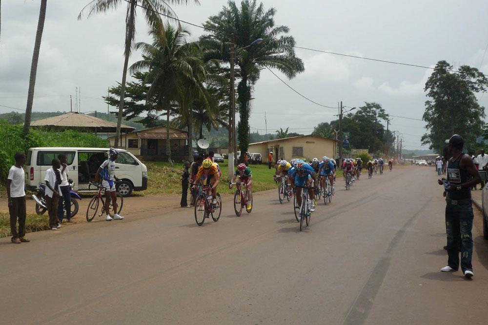 Chaud devant sur les routes de la Tropicale Amissa Bongo !