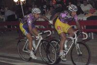 François Lamiraud sur la piste de Grenoble