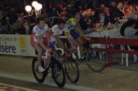 Le podium Cadets : Valentin Jury, Alexandre Paccalet, Julien Ruffinengo