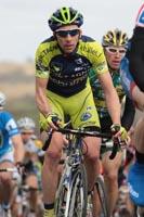 Sébastien Duret en plein effort