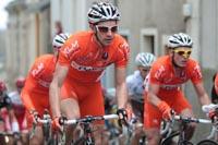 L'équipe Roubaix Lille Métropole offensive sur Cholet Pays de Loire