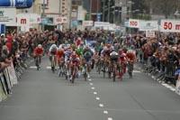 La victoire va se jouer au sprint lors de cette 33ème édition de Cholet Pays de Loire