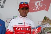 Leonardo Duque grand vainqueur du jour