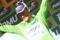 Alessandro Petacchi retrouve le Maillot Vert
