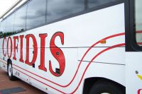 Le bus des Cofidis