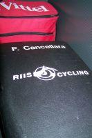 La valise de Fabian Cancellara