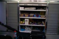 Le wagon restaurant du bus Sky