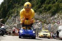 LCL ouvre la caravane publicitaire du Tour de France 2010