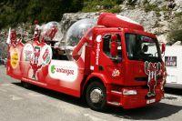 La caravane Antargaz