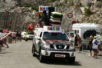 La caravane Haribo