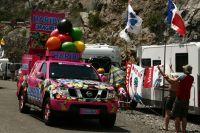 La caravane Haribo accueillie à bras ouverts
