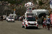 La caravane Carrefour