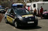 La Gendarmerie Nationale dans la caravane